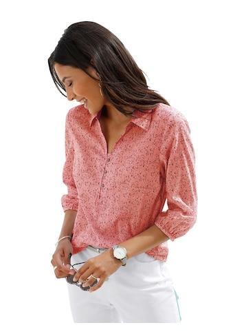 Classic Inspirationen Bluse im modernen Minimal - Dessin kaufen