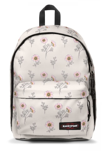 Eastpak Laptoprucksack »OUT OF OFFICE, Wild White«, enthält recyceltes Material... kaufen