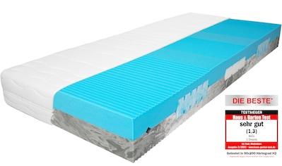 Beco Komfortschaummatratze »2 Dreams. Testsieger.«, 21 cm cm hoch, Raumgewicht: 35... kaufen