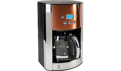 RUSSELL HOBBS Filterkaffeemaschine Luna Copper Accents 24320 - 56, Papierfilter 1x4 kaufen