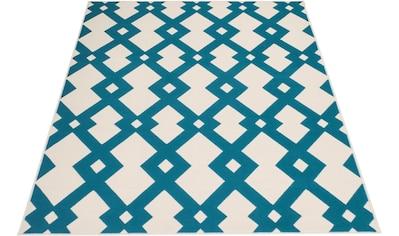 Bruno Banani Teppich »Marut«, rechteckig, 10 mm Höhe, Wohnzimmer kaufen