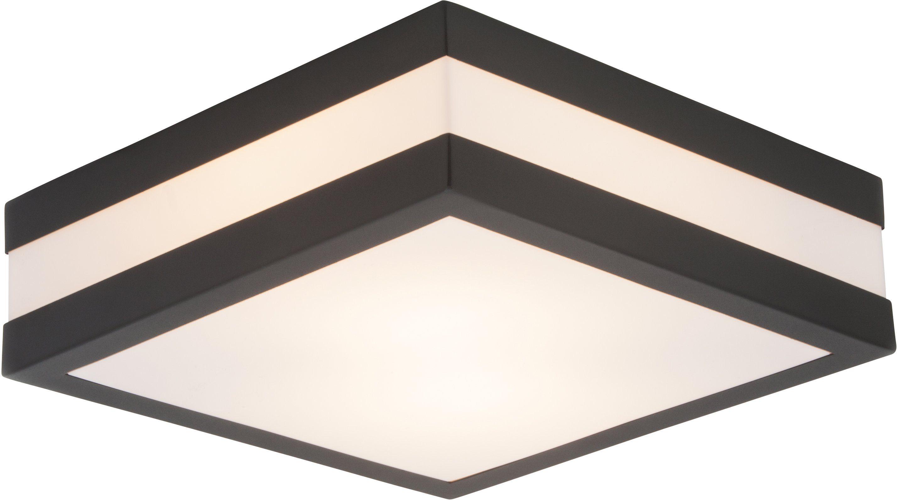Brilliant Leuchten Außen-Deckenleuchte MATTEO, E27