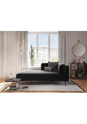 COUCH♥ Recamiere »Relaxiere«, COUCH♥ Lieblingsstücke, Armlehne links oder rechts... kaufen