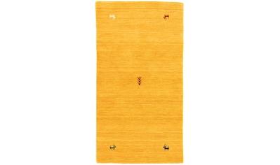 morgenland Wollteppich »Gabbeh Teppich Deluxe«, rechteckig, 15 mm Höhe kaufen