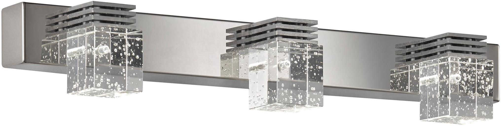 WOFI LED Wandleuchte Dirk, LED-Board, Warmweiß
