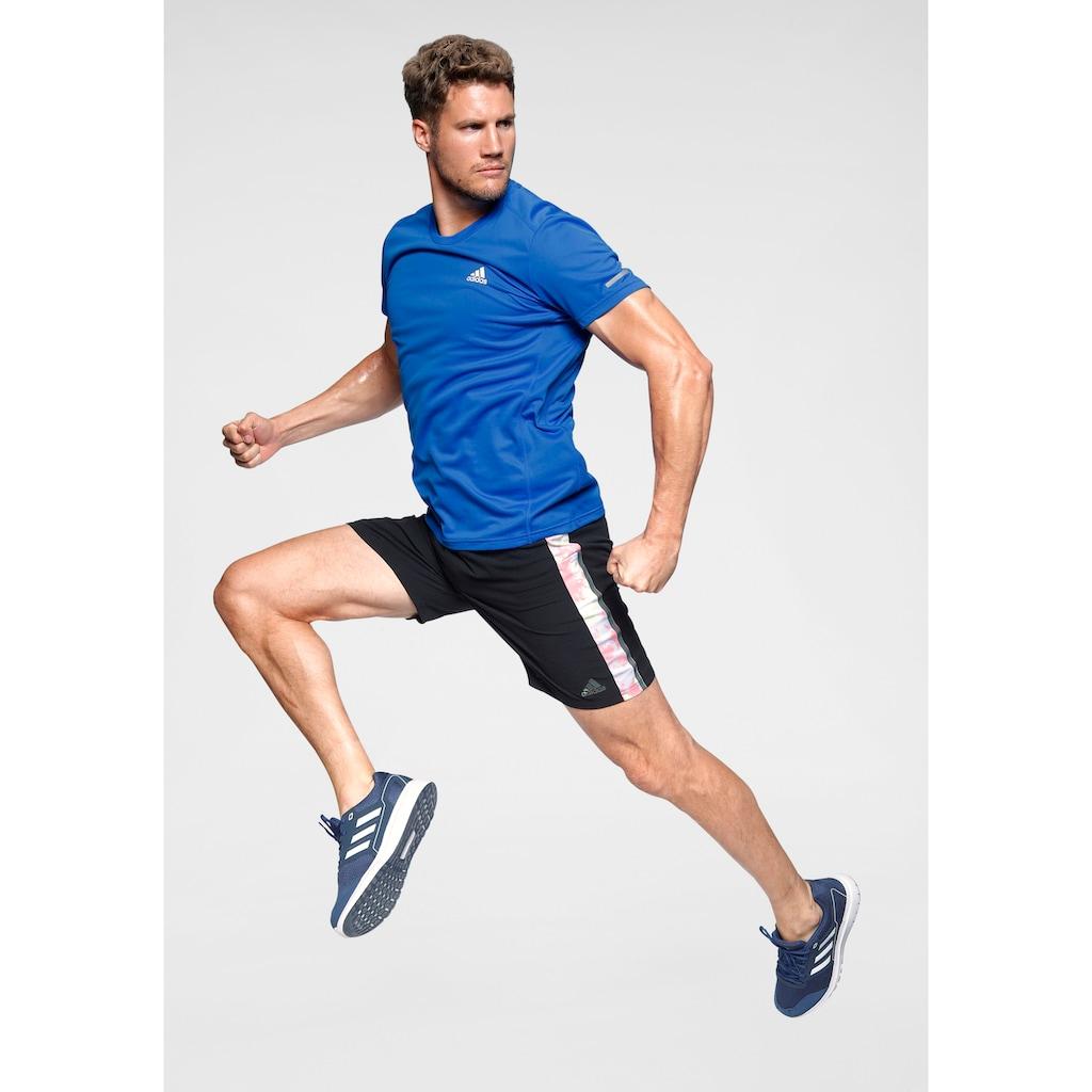 adidas Performance Laufshorts »SATURDAY SHORT«