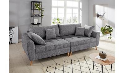 andas Big-Sofa »Blackburn Luxus«, mit besonders hochwertiger Polsterung für bis zu 140... kaufen