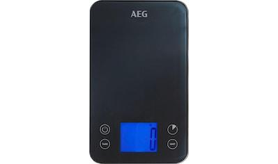 AEG Küchenwaage »ABKS1«, mit Bluetooth und App-Funktion kaufen