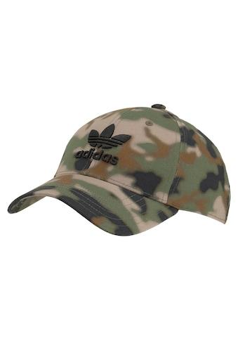 adidas Originals Baseball Cap »CAMO BASEBALL CAP« kaufen