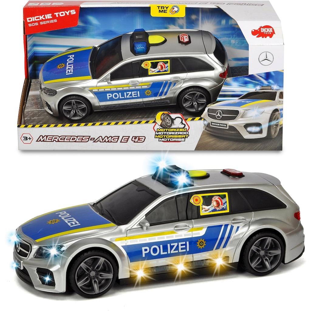 Dickie Toys Spielzeug-Polizei »Mercedes AMG E43«