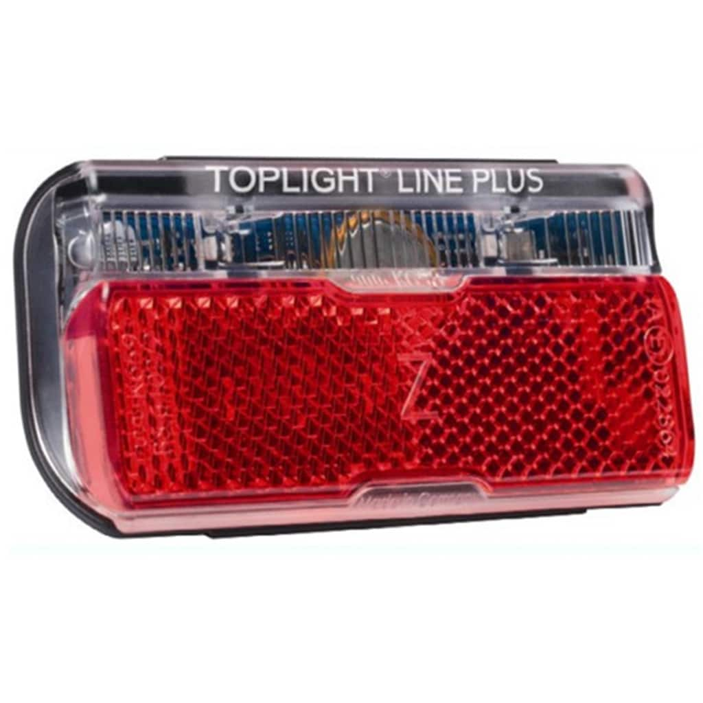 Busch + Müller Rücklicht »D-Toplight Line Brake Plus«, (mit Rücklicht)