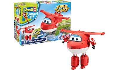 """Revell® Modellbausatz """"Junior Kit Super Wings Jett"""", Maßstab 1:20 kaufen"""