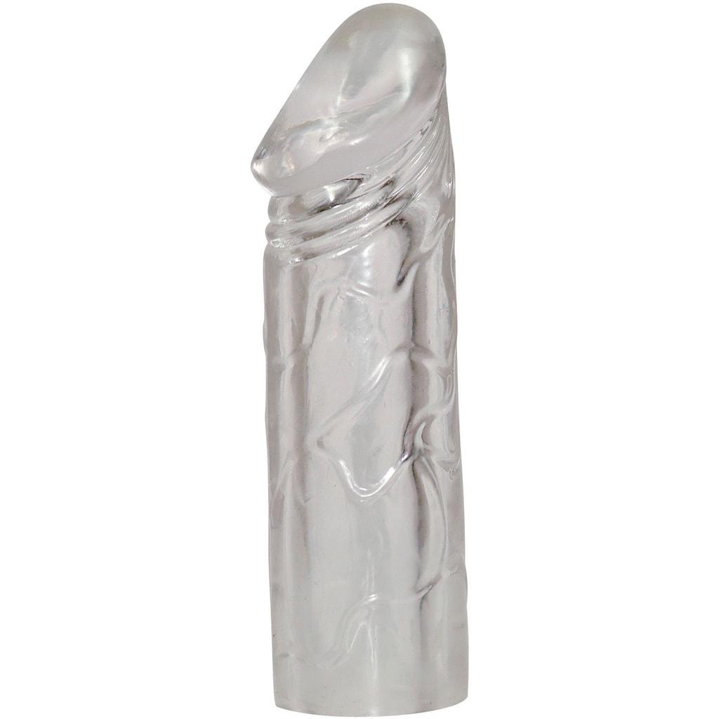 You2Toys Penishülle »Mega Dick Sleeve Transparent«