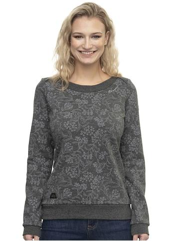 Ragwear Plus Sweater »TASHI PLUS« kaufen