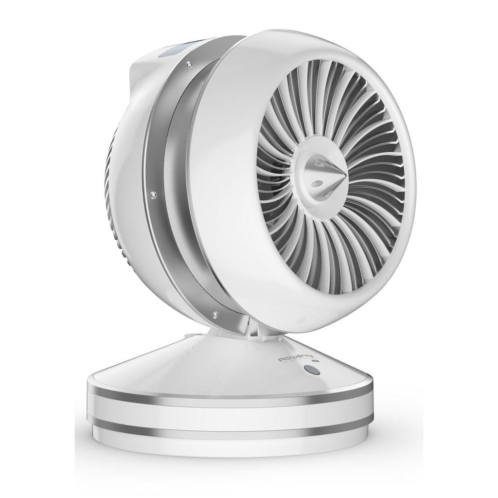 Rowenta Bodenventilator »HQ7152 Air Force Intense 2in1«, Ventilator und Heizlüfter, 2600 Watt, 43 dB(A); Eco-Heizmodus, inkl. Fernbedienung