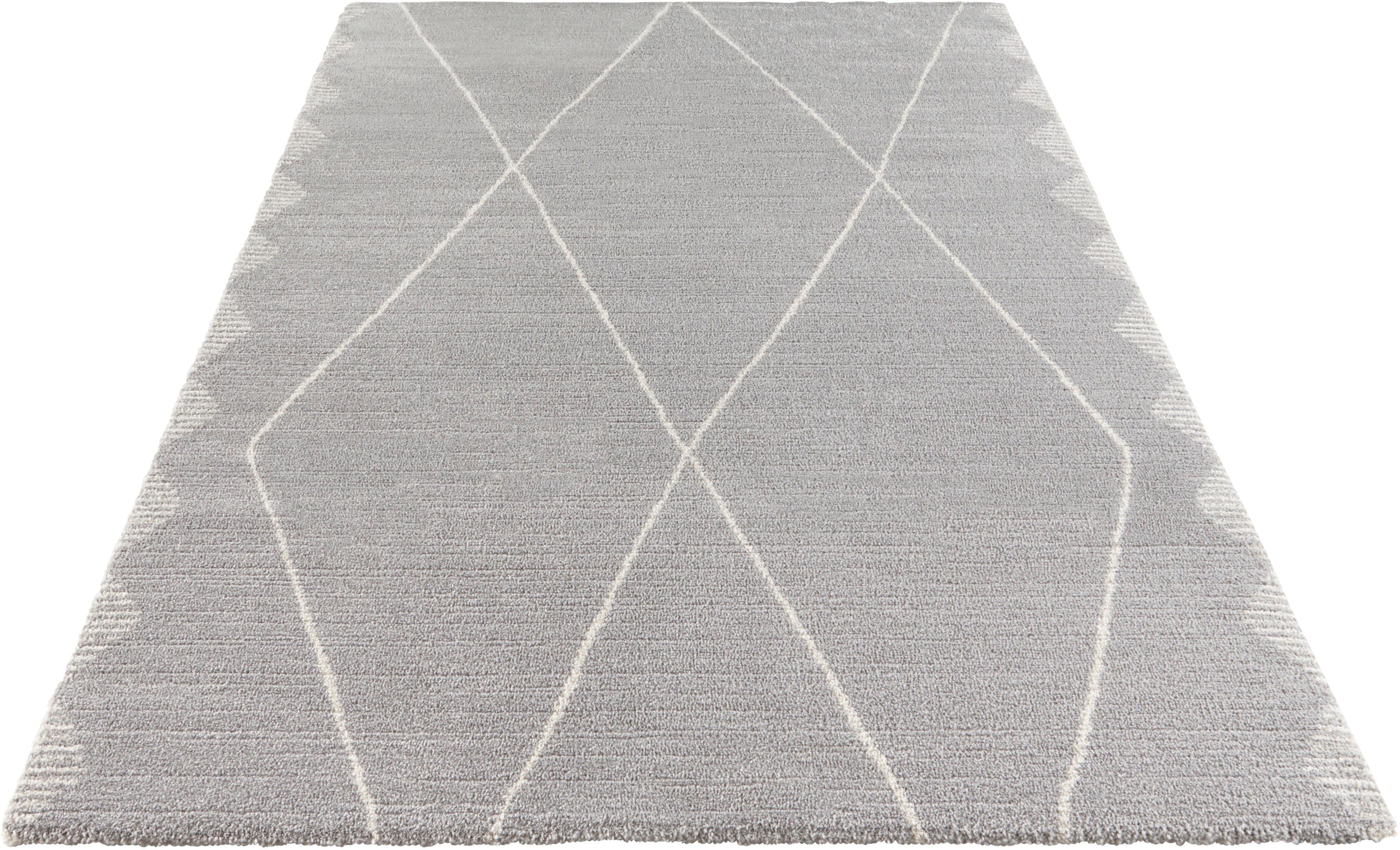 Teppich Beaune ELLE Decor rechteckig Höhe 14 mm maschinell gewebt