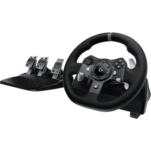 Logitech G Gaming-Lenkrad »G920 Driving Force Racing Wheel USB - EMEA«