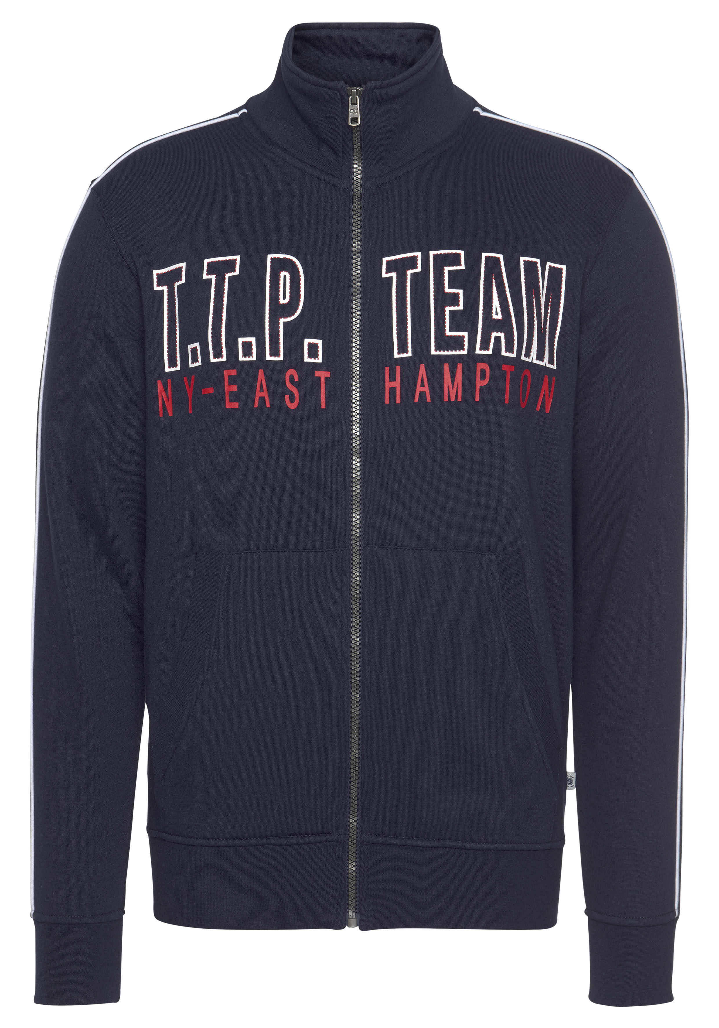 TOM TAILOR Polo Team Sweatjacke | Bekleidung > Sweatshirts & -jacken > Sweatjacken | Tom Tailor Polo Team