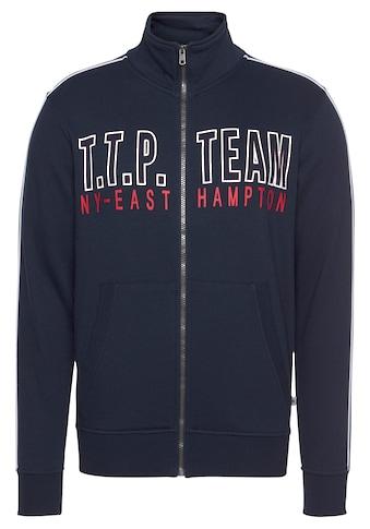 TOM TAILOR Polo Team Sweatjacke kaufen