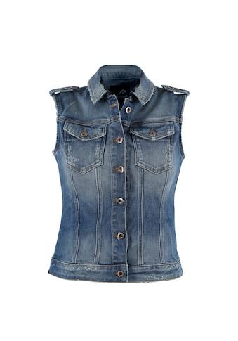 Miracle of Denim Jeansweste »Jeans Weste« kaufen