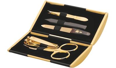 ERBE Maniküre-Etui »Magic Box Gold« kaufen
