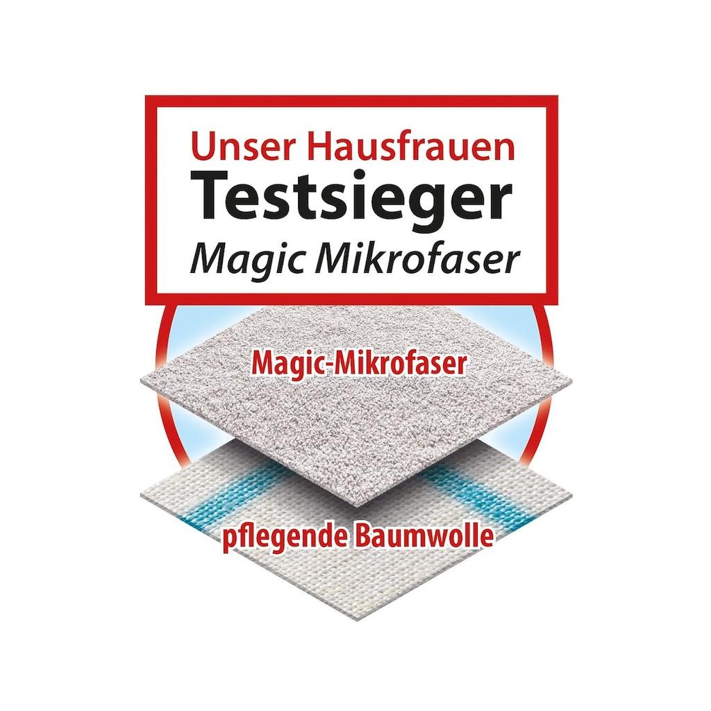 "TELESHOP Geschirrtuch ""CleverClean®Magic Mikrofaser"" (Set, 12-tlg.)"