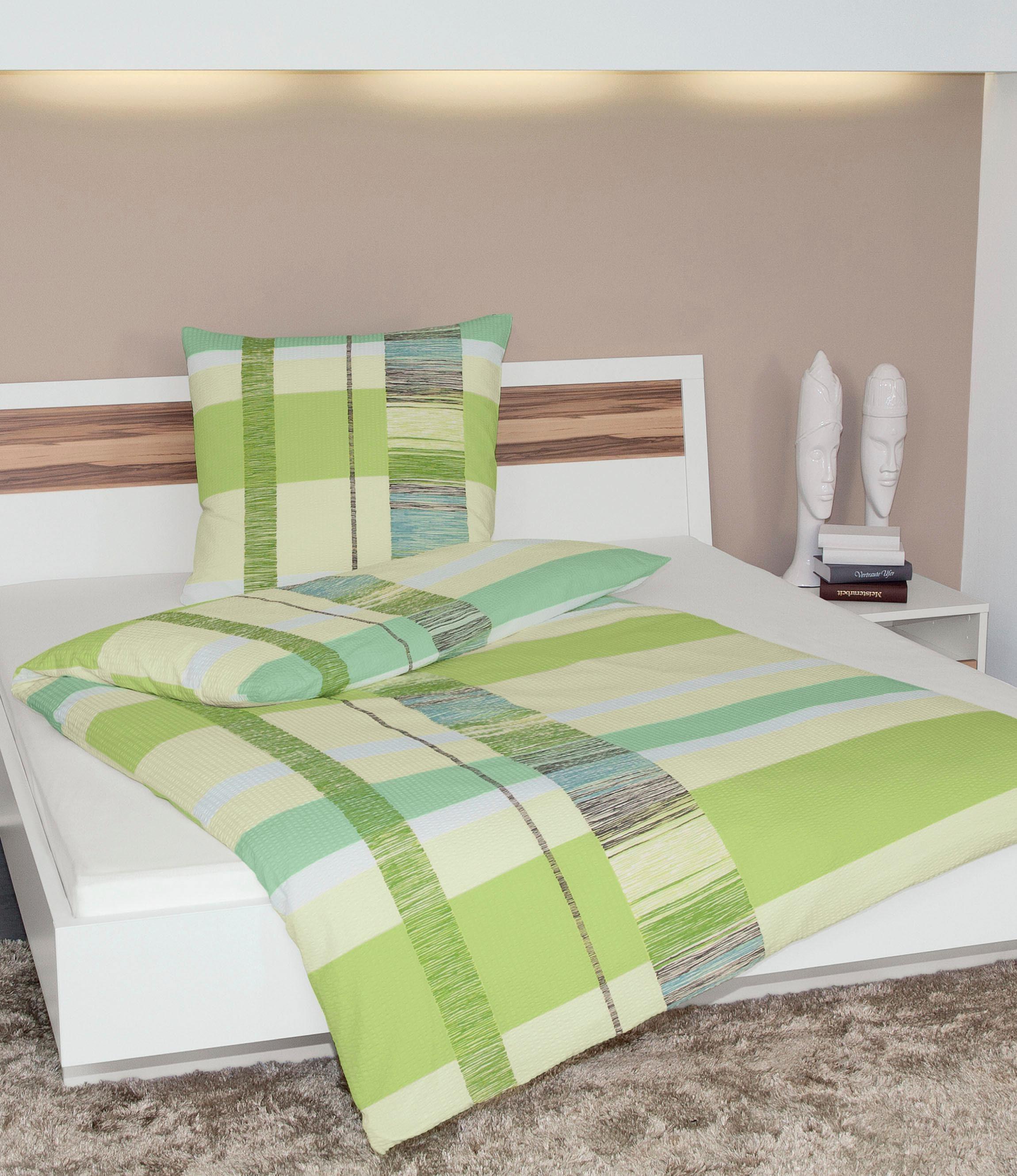 bettw sche check janine auf rechnung baur. Black Bedroom Furniture Sets. Home Design Ideas