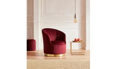 Guido Maria Kretschmer Home&Living Sessel »Warna« kaufen