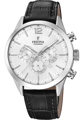 Festina Chronograph »Timeless Chronograph, F20542/1« kaufen