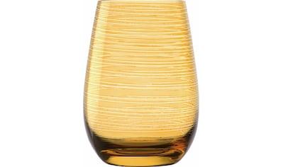 Stölzle Becher »TWISTER«, (Set, 6 tlg.), 6-teilig kaufen