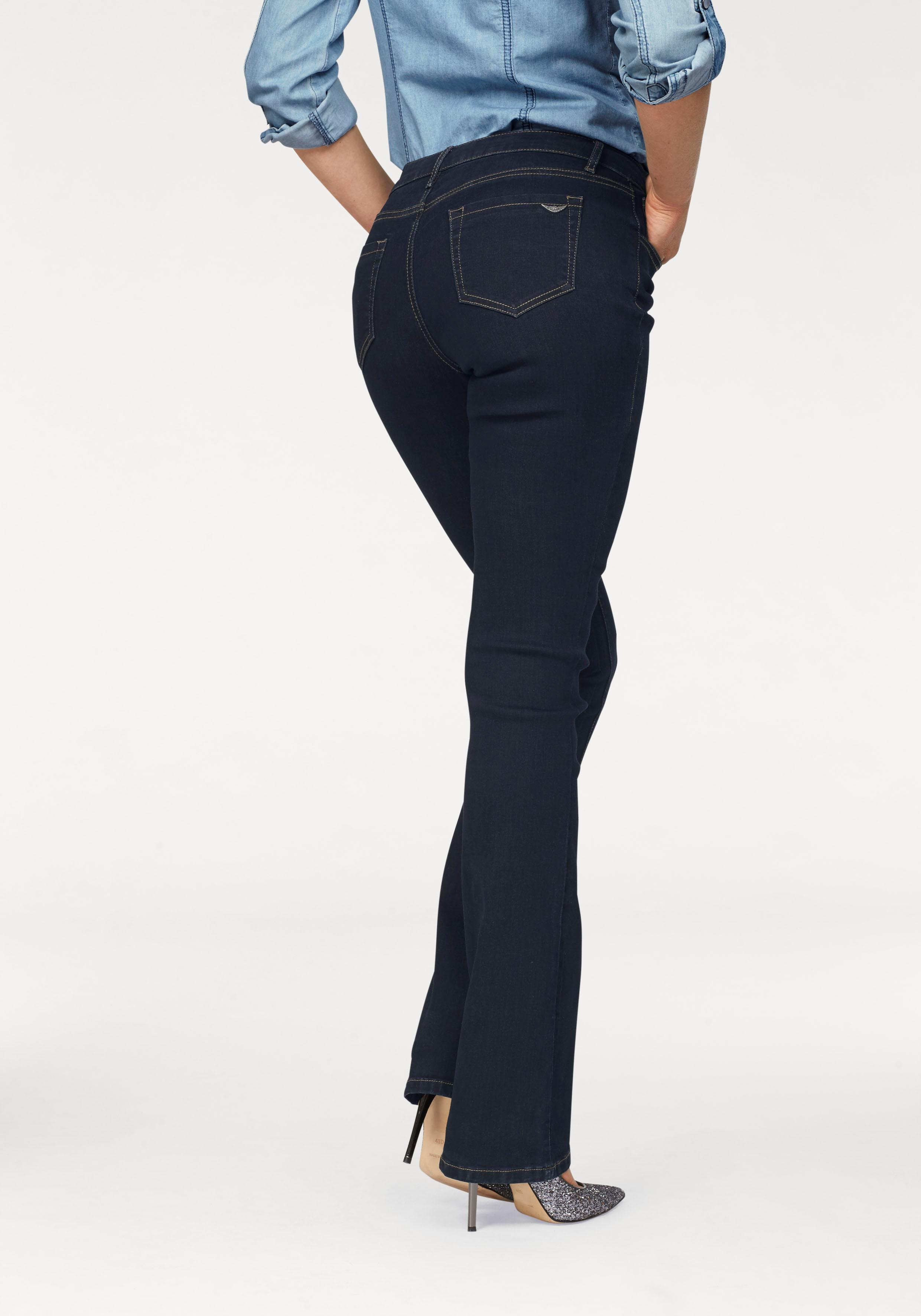 Arizona Bootcut-Jeans Ultra-Stretch | Bekleidung > Jeans > Bootcut-Jeans & Schlagjeans | Arizona