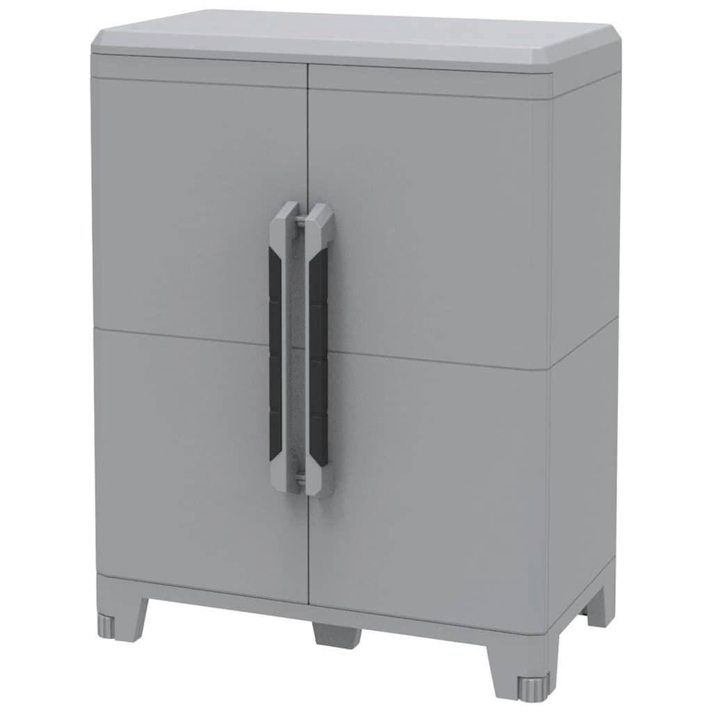 Kreher Mehrzweckschrank, B/T/H: 78x43,6x101,6 cm, abschließbar
