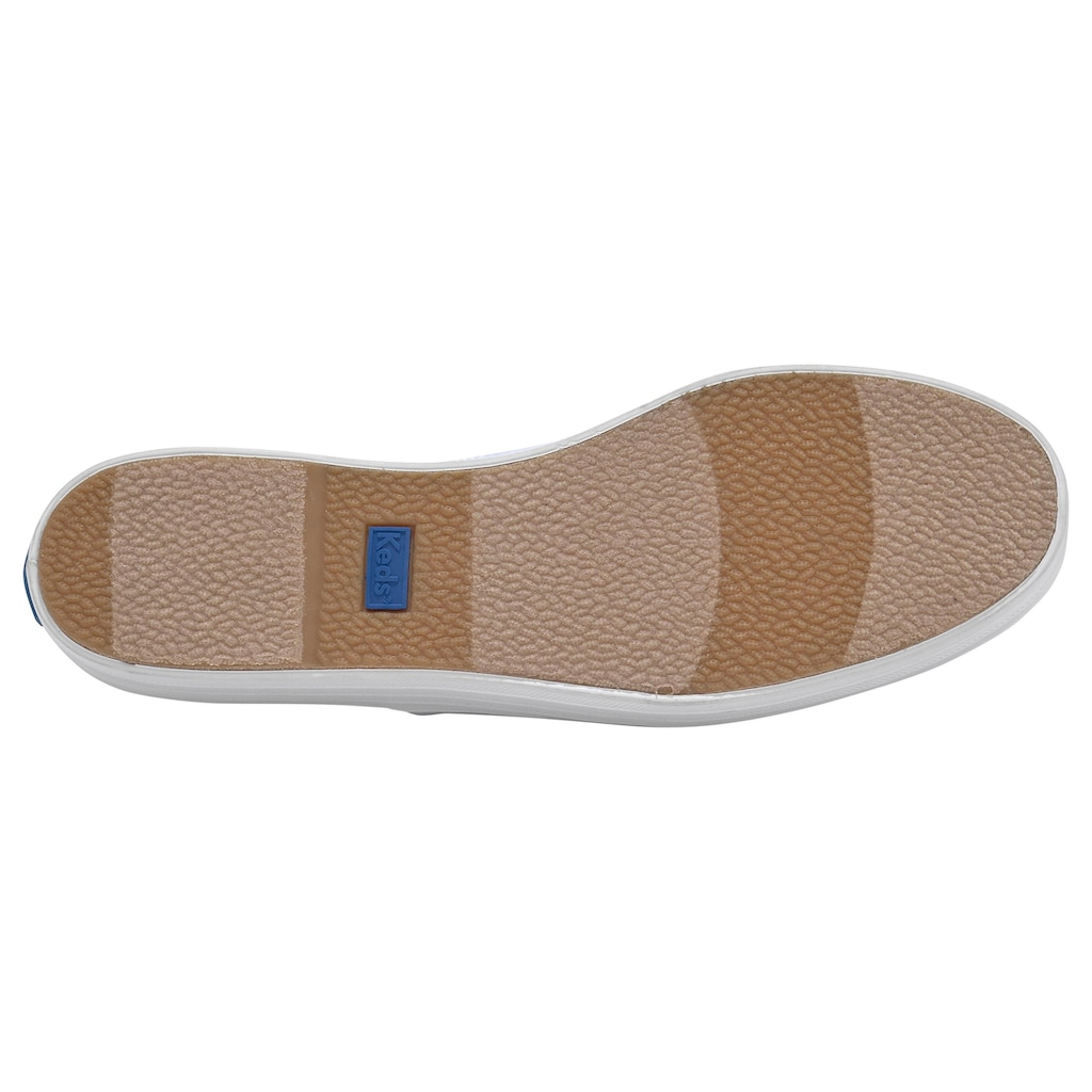 Keds Sneaker »TRIPLE CVO CORE CANVAS«