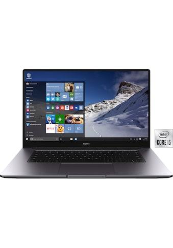 "Huawei Notebook »MateBook D15«, (39,62 cm/15,6 "" Intel Core i5 UHD Graphics 620\r\n... kaufen"