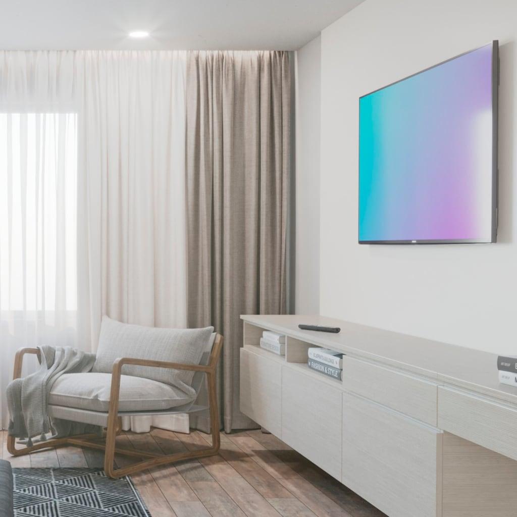 Hama TV Wandhalter VESA 400x400 bis 165 cm (65 Zoll) LED LCD
