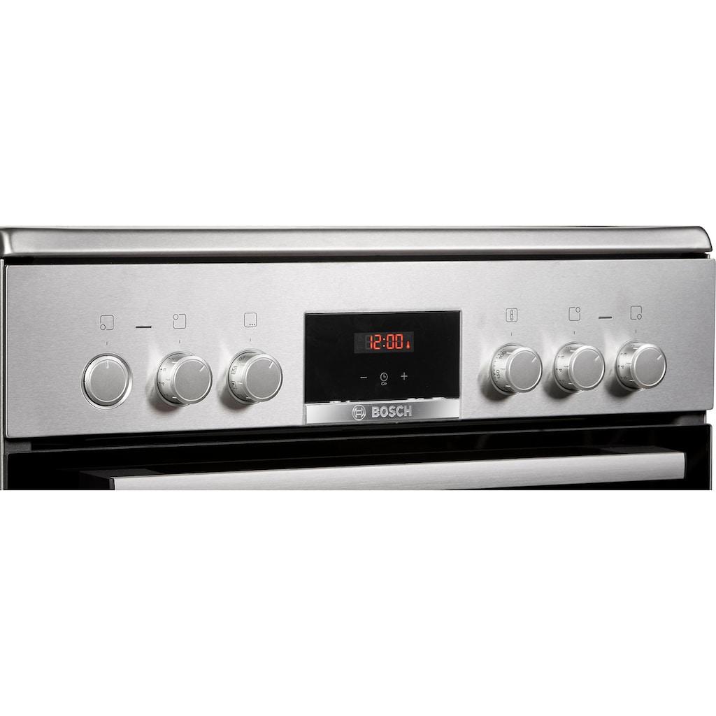 BOSCH Elektro-Standherd »HKR39C250«