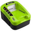 ZIPPER Batterie-Ladegerät »ZI-LGR40V-AKKU«, für 40 V Akku