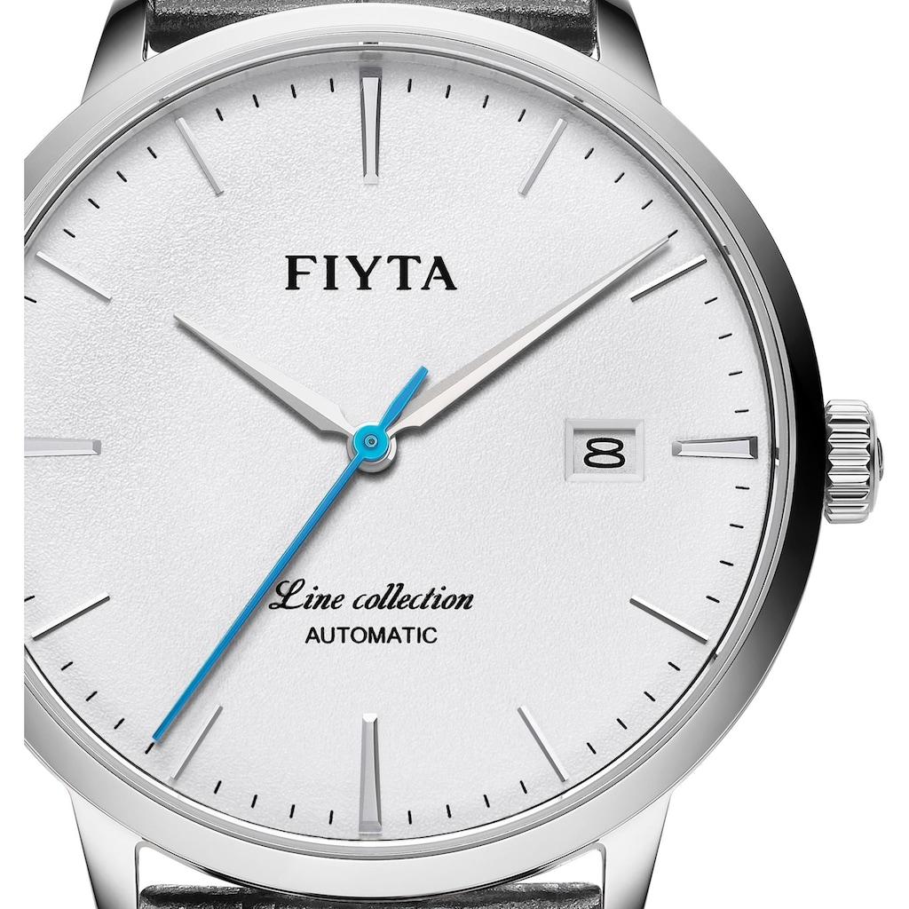 FIYTA Automatikuhr »LINE, GA801000.WWB«