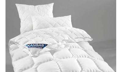 Microfaserbettdecke, »Kansas«, f.a.n. Frankenstolz, Füllung: Polyesterfaser, Bezug: 100% Polyester kaufen