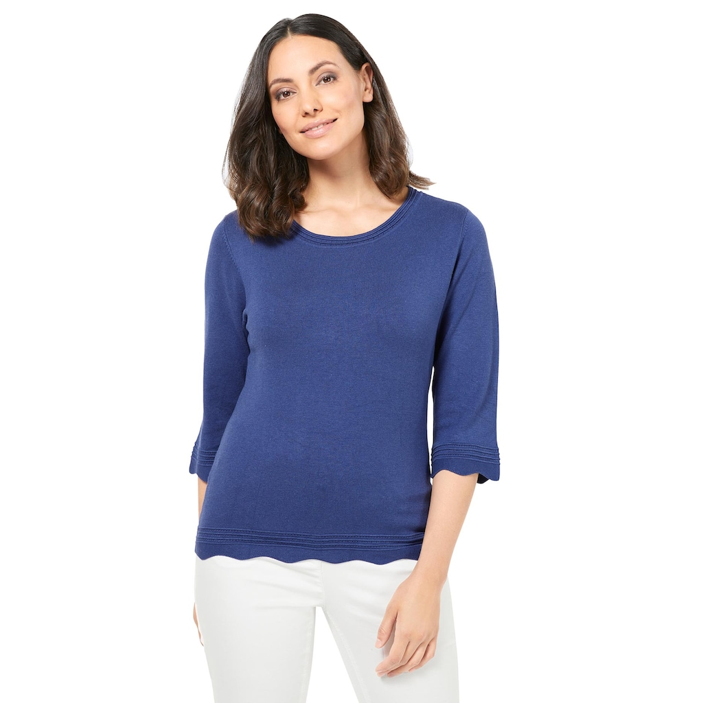 creation L 3/4 Arm-Pullover »Pullover«