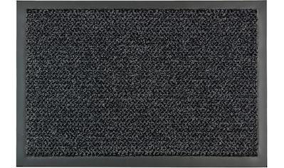ASTRA Fußmatte »Graphit 635«, rechteckig, 8 mm Höhe, Fussabstreifer, Fussabtreter, Schmutzfangläufer, Schmutzfangmatte, Schmutzfangteppich, Schmutzmatte, Türmatte, Türvorleger, In -und Outdoor geeignet kaufen