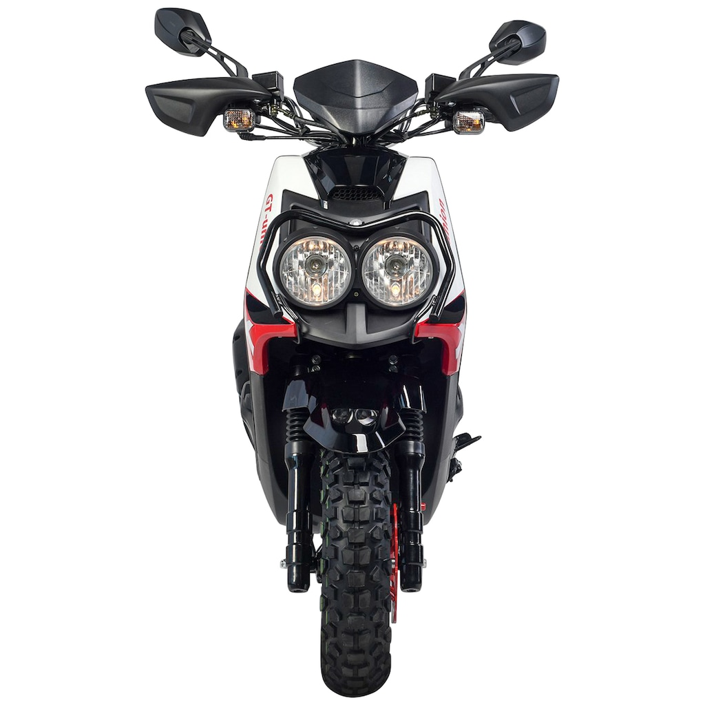 GT UNION Mofaroller »PX 55 Cross-Concept«, 2,5 PS, EURO 5