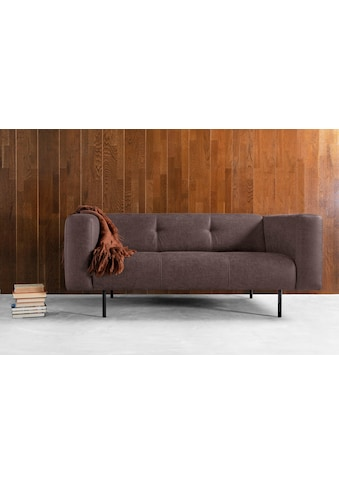 INOSIGN 2-Sitzer »Como«, mit Metallfüßen kaufen