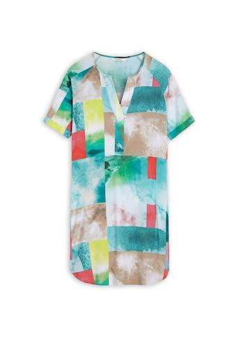 Sandwich Kleid mit Print kaufen