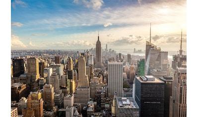 Papermoon Fototapete »New York City Skyline« kaufen