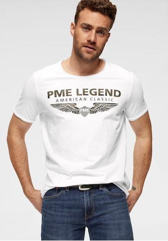 PME LEGEND Rundhalsshirt, mit Logoprint kaufen
