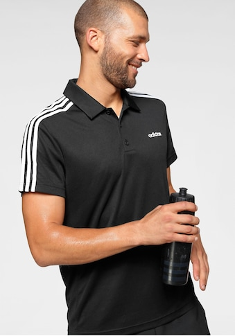 adidas Performance Poloshirt »DESIGNED TO MOVE CLASSIC 3 STRIPES« kaufen