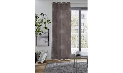 DELAVITA Vorhang »AMSTERDAM«, Krepp-Optik, Schienenfarbe weiß kaufen