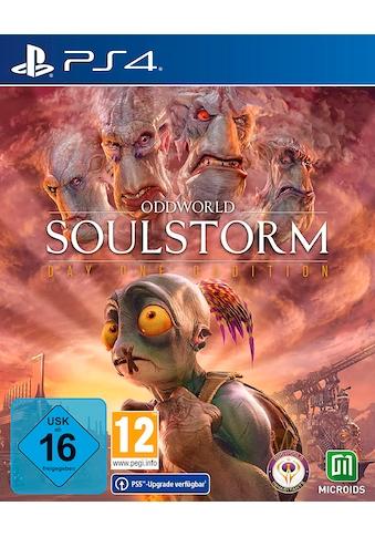 Astragon Spiel »Oddworld Soulstorm - Day One Oddition«, PlayStation 4 kaufen