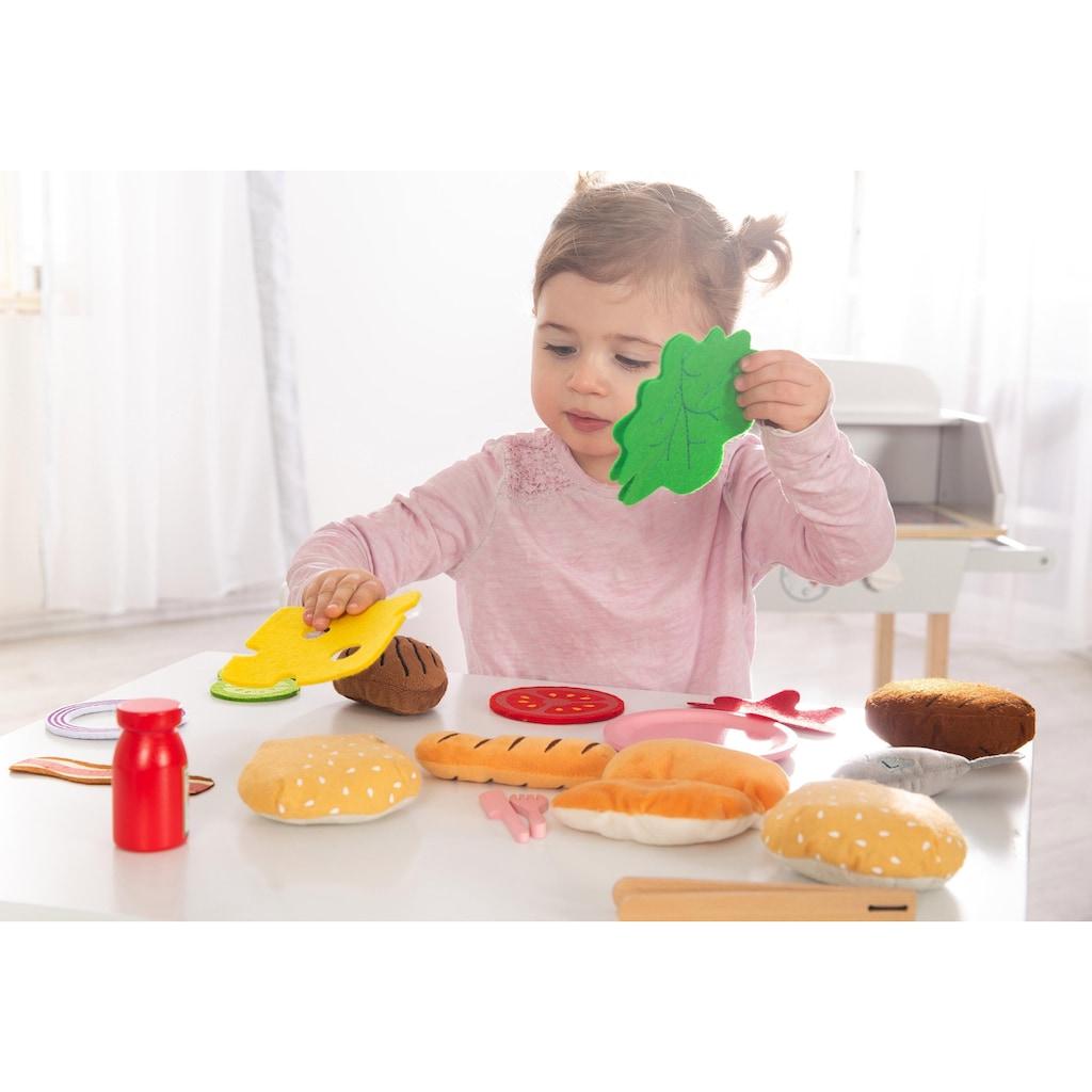 roba® Spiellebensmittel »Zubehörset BBQ«